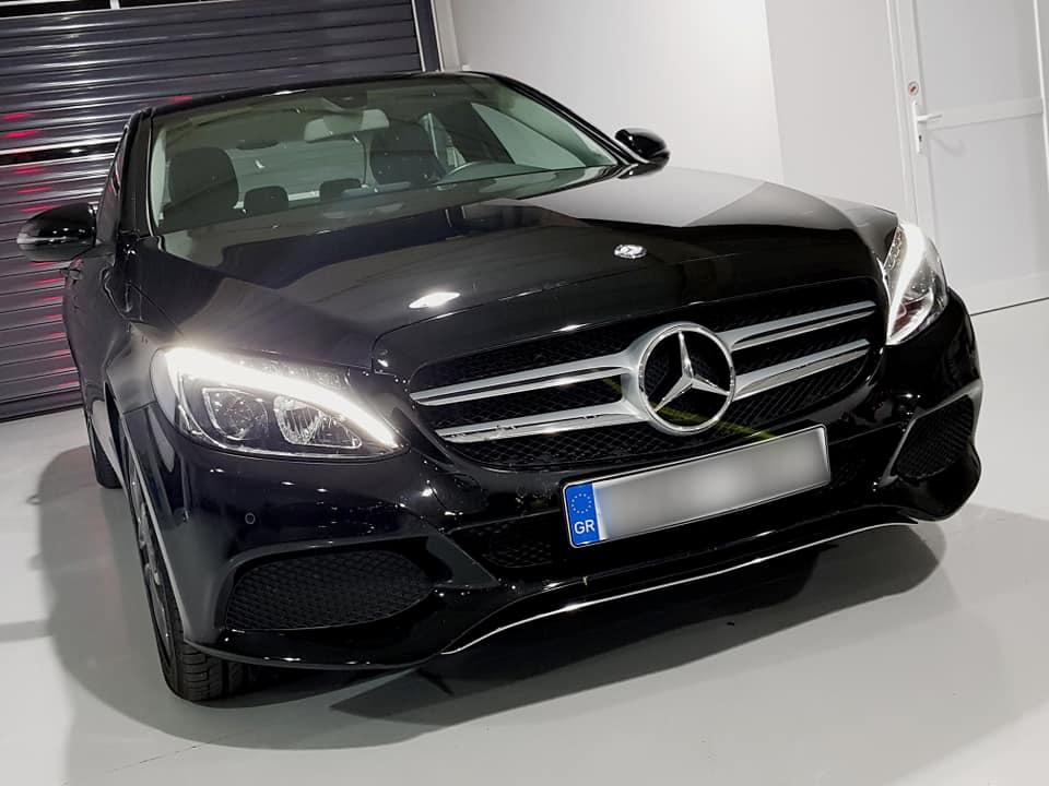 Mercedes Benz C180d (W205)